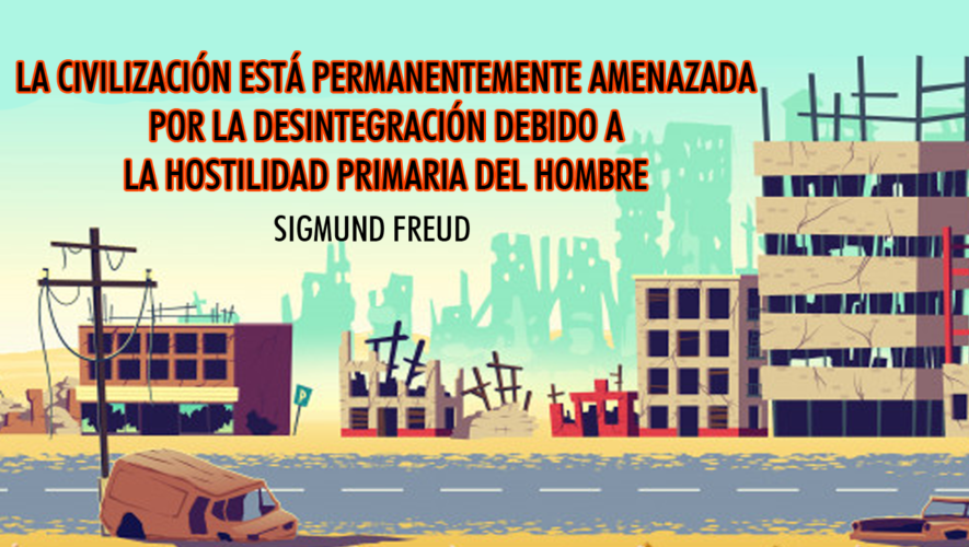 La guerra y Freud
